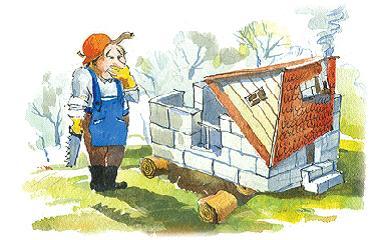 Cерии панельных и кирпичных домов и планировки квартир